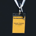 Personalized - Lanyard with Holder