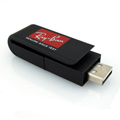 Personalized - Zermatt Sliding USB