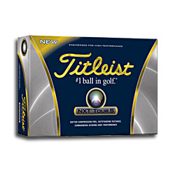Personalized - Titleist NXT Tour S