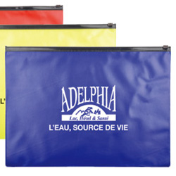 PersonalizedA4 PVC File Bag