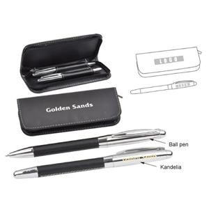 Personalized - Duo Pen Set