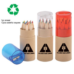 Personalized - Recycled Crayon Set