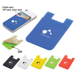 PersonalizedSilicone Mobile Pocket