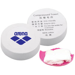Personalized - Compressed Towel