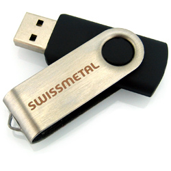 PersonalizedRotating USB