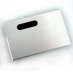 PersonalizedMetal Credit Card USB