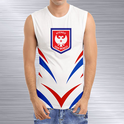 Personalized - Rugby Muscle Top