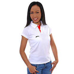 Personalized - Slazenger Women`s Polo Shirt