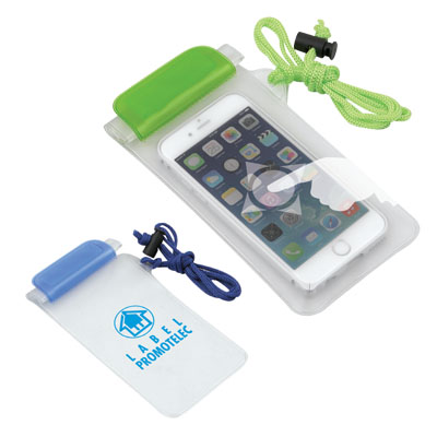 Personalized - Touchscreen Water-resistant Mobile Pouch