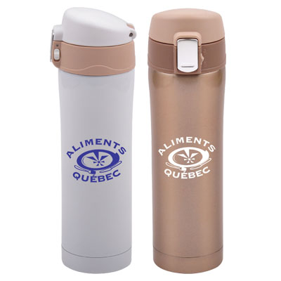 Personalized - Flip Top Vacuum Flask