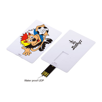 Personalized - Credit Card USB Drive