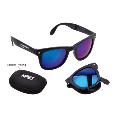 Personalized - Folding Sunglasses