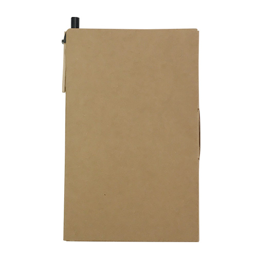 Personalized - Recycled Notepad with Pen