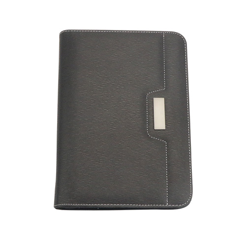 Personalized - CEO A5 Notebook with Zip