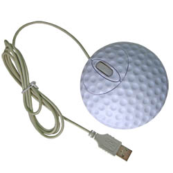 PersonalizedGolf ball computer mouse
