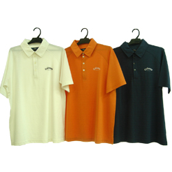 PersonalizedCallaway two tone polo shirt