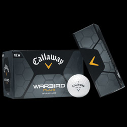 PersonalizedCallaway War Bird Plus Golf Balls