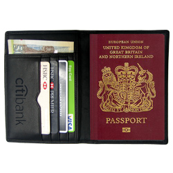 PersonalizedPassport Holder