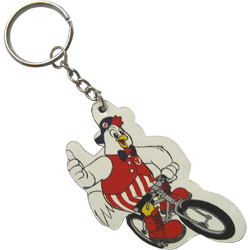 PersonalizedFull Colour UDesign Keychain