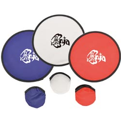 PersonalizedFold up Frisbee