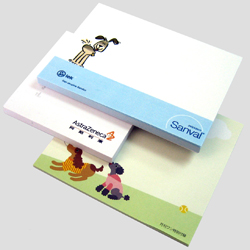 PersonalizedSticky Memo Notes