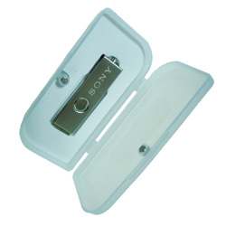 Personalized - Plastic USB case
