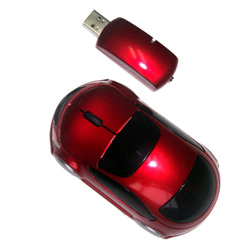 PersonalizedWireless Car Shaped Mouse