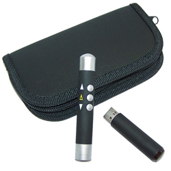 PersonalizedLaser Pointer With Pouch