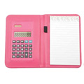 Personalized - Wallet Memo Pad with Calculator
