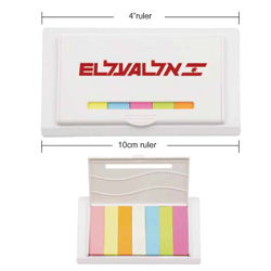 Personalized7 colour Sticky Notes