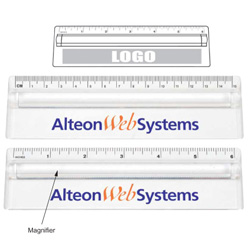 Personalized - Magnifying Ruler