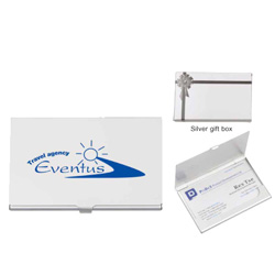 PersonalizedAluminium Name Card Holder