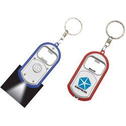 PersonalizedKey Light with Bottle Opener